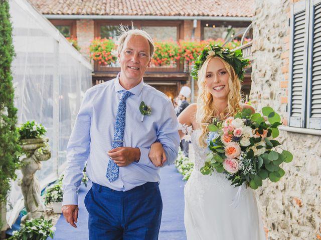 Il matrimonio di Marcello e Jessica a Montorfano, Como 24