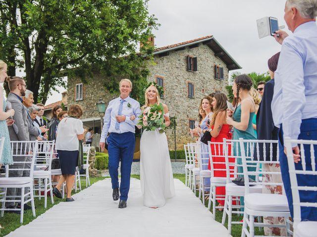 Il matrimonio di Marcello e Jessica a Montorfano, Como 25