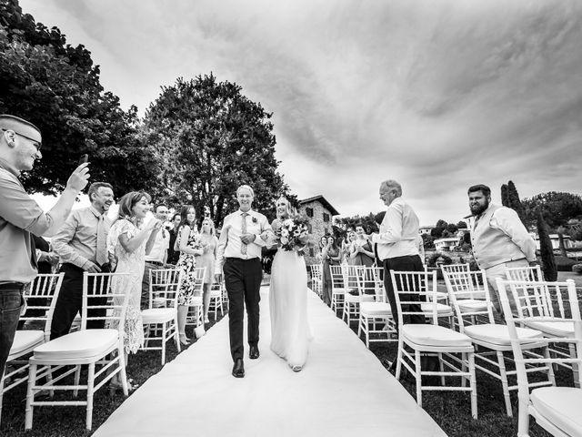 Il matrimonio di Marcello e Jessica a Montorfano, Como 26