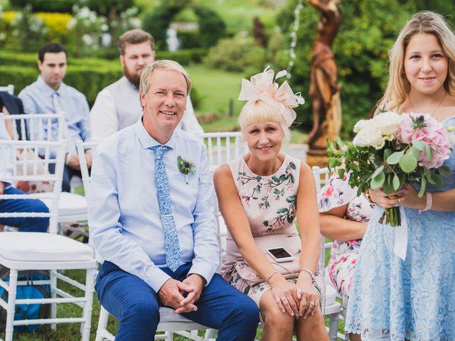 Il matrimonio di Marcello e Jessica a Montorfano, Como 33