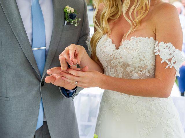 Il matrimonio di Marcello e Jessica a Montorfano, Como 35