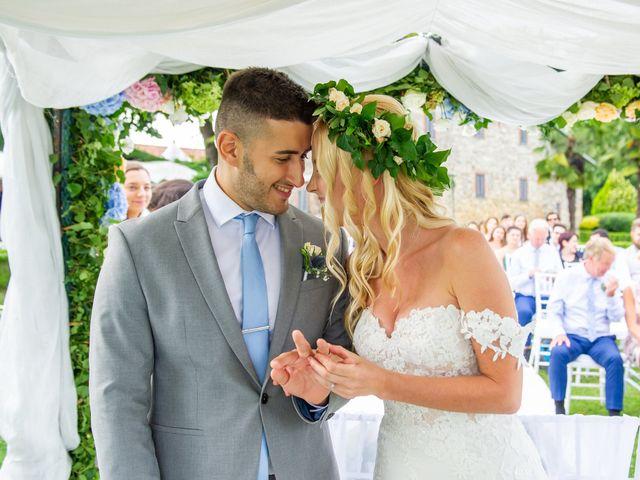 Il matrimonio di Marcello e Jessica a Montorfano, Como 36