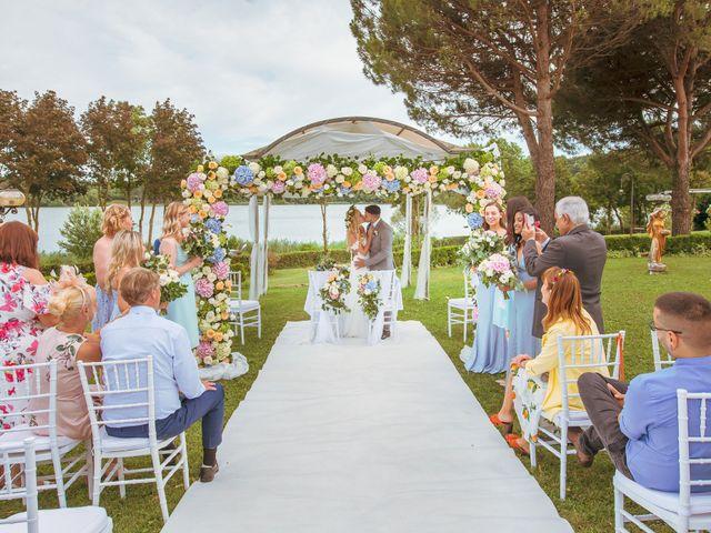 Il matrimonio di Marcello e Jessica a Montorfano, Como 40
