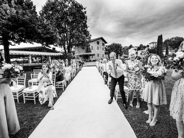 Il matrimonio di Marcello e Jessica a Montorfano, Como 41