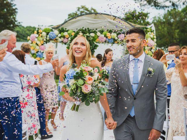 Il matrimonio di Marcello e Jessica a Montorfano, Como 42