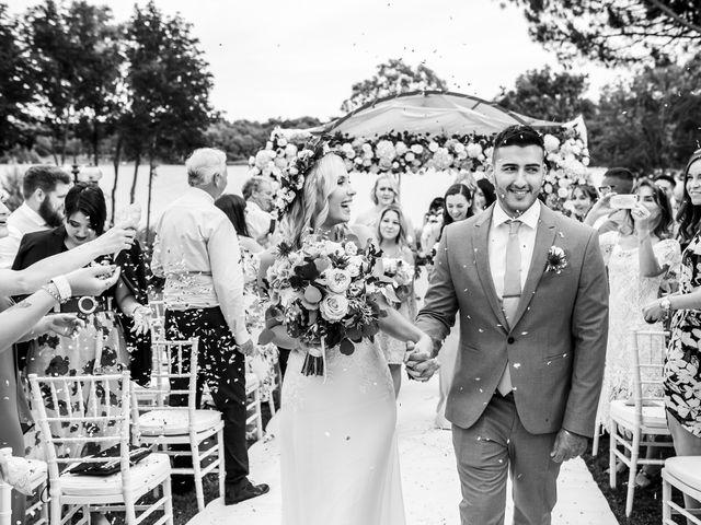 Il matrimonio di Marcello e Jessica a Montorfano, Como 43