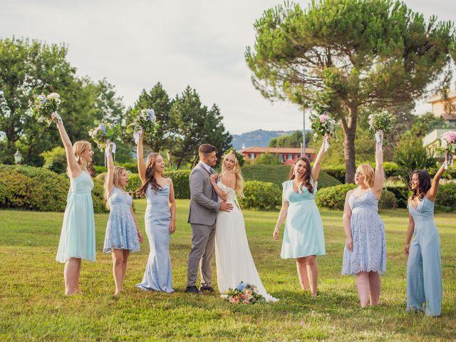 Il matrimonio di Marcello e Jessica a Montorfano, Como 48