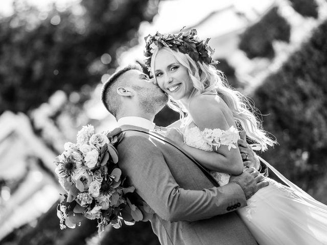Il matrimonio di Marcello e Jessica a Montorfano, Como 57