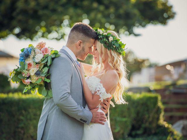 Il matrimonio di Marcello e Jessica a Montorfano, Como 58