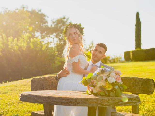 Il matrimonio di Marcello e Jessica a Montorfano, Como 63