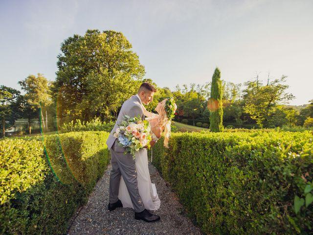 Il matrimonio di Marcello e Jessica a Montorfano, Como 67