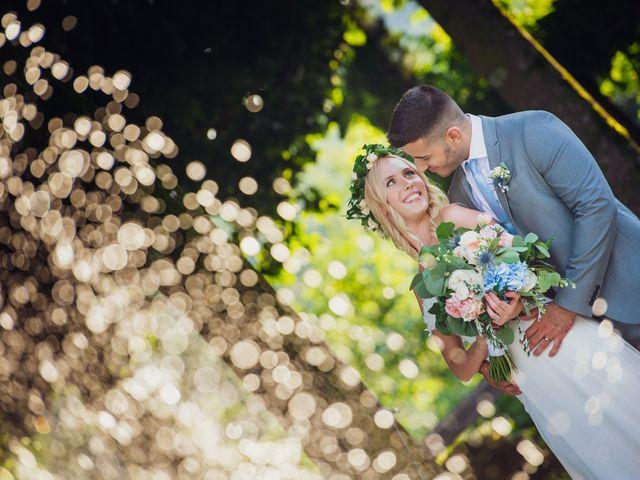 Il matrimonio di Marcello e Jessica a Montorfano, Como 69