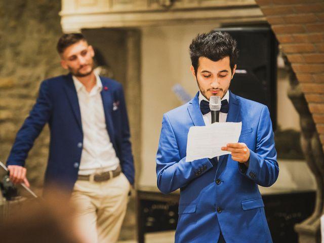 Il matrimonio di Marcello e Jessica a Montorfano, Como 78