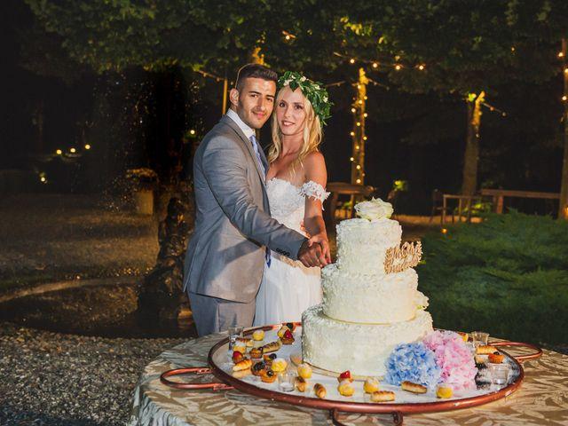 Il matrimonio di Marcello e Jessica a Montorfano, Como 80