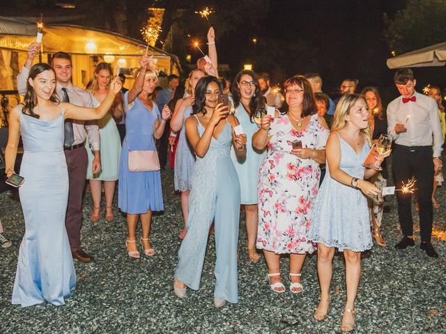 Il matrimonio di Marcello e Jessica a Montorfano, Como 81