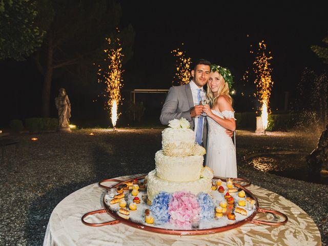 Il matrimonio di Marcello e Jessica a Montorfano, Como 83