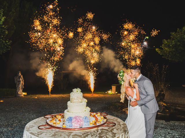 Il matrimonio di Marcello e Jessica a Montorfano, Como 85