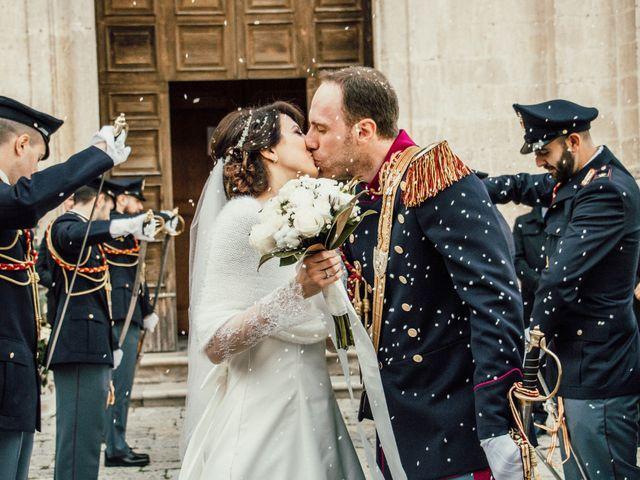 Il matrimonio di Giuseppe e Sonia a Matera, Matera 23