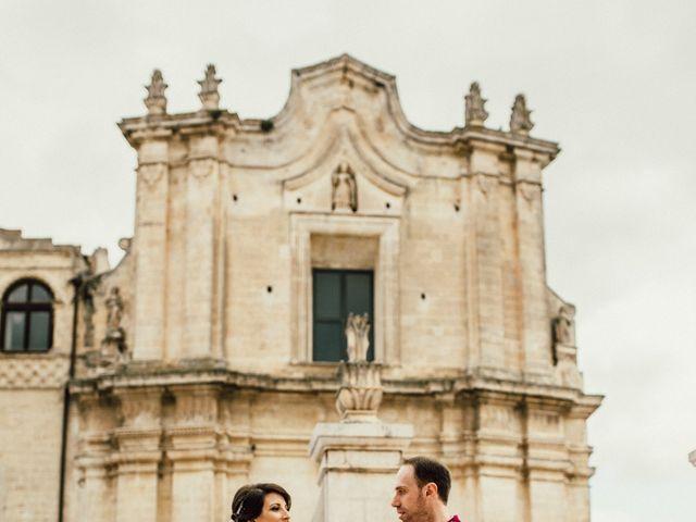 Il matrimonio di Giuseppe e Sonia a Matera, Matera 24