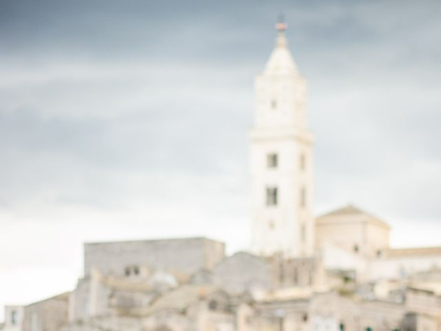 Il matrimonio di Giuseppe e Sonia a Matera, Matera 25