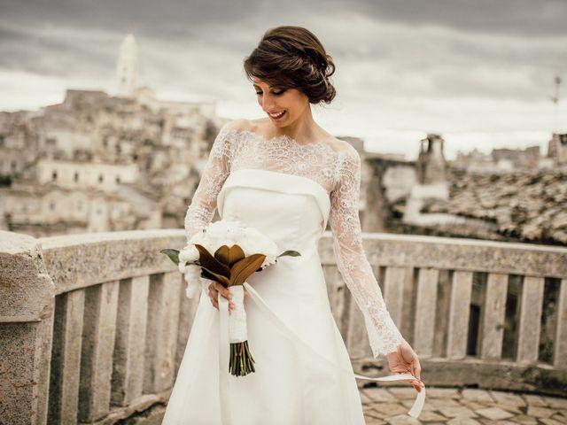 Il matrimonio di Giuseppe e Sonia a Matera, Matera 26
