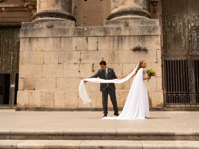 Il matrimonio di Ugo e Maria a Catania, Catania 46