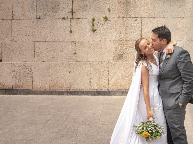 Il matrimonio di Ugo e Maria a Catania, Catania 32