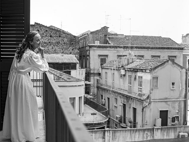 Il matrimonio di Ugo e Maria a Catania, Catania 11