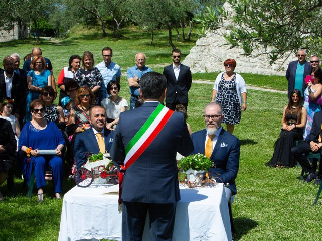 Il matrimonio di Sandro e Fabio a Arpino, Frosinone 6