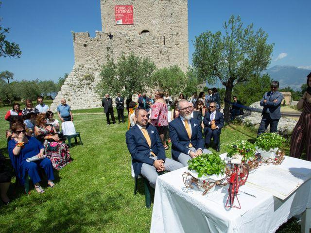 Il matrimonio di Sandro e Fabio a Arpino, Frosinone 7
