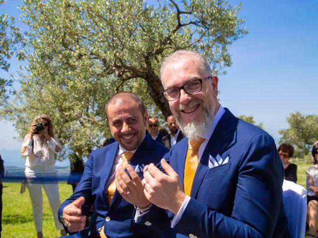 Il matrimonio di Sandro e Fabio a Arpino, Frosinone 9