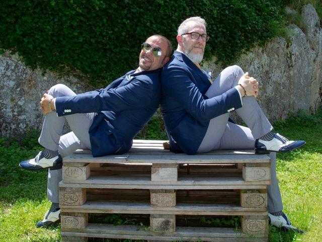 Il matrimonio di Sandro e Fabio a Arpino, Frosinone 13