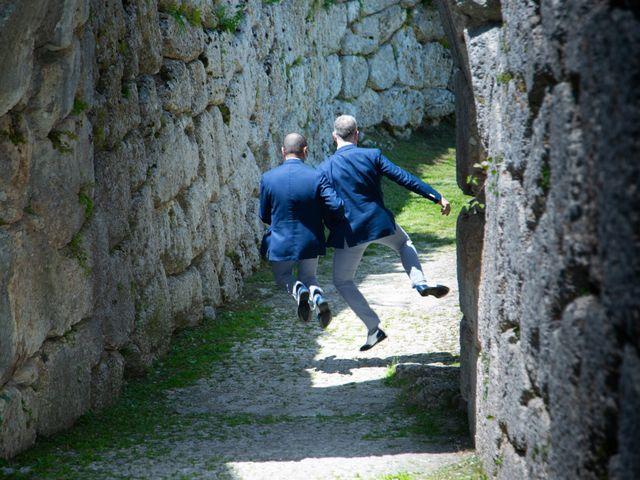 Il matrimonio di Sandro e Fabio a Arpino, Frosinone 19