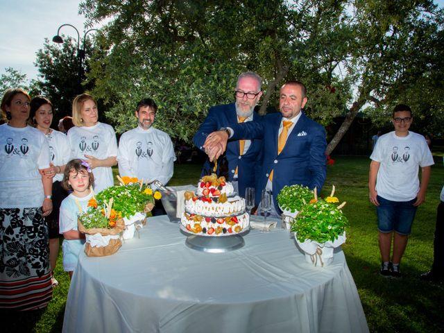 Il matrimonio di Sandro e Fabio a Arpino, Frosinone 21