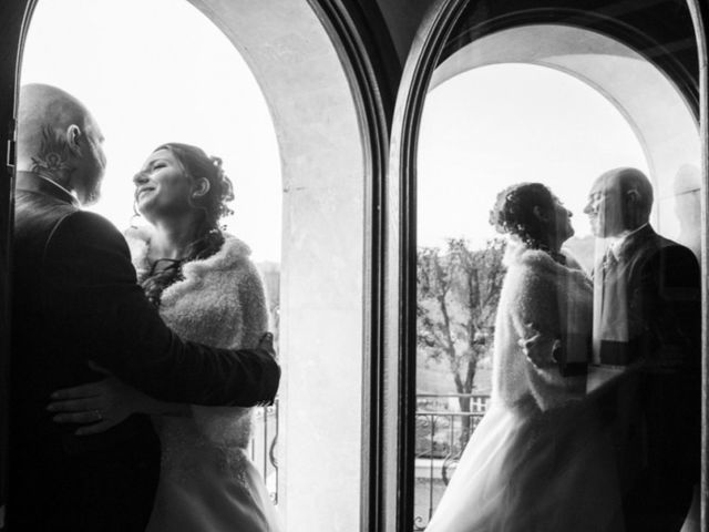 Il matrimonio di Alessio e Rosi a Pandino, Cremona 14