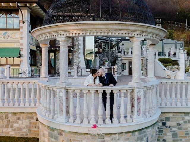 Il matrimonio di Alessio e Rosi a Pandino, Cremona 22