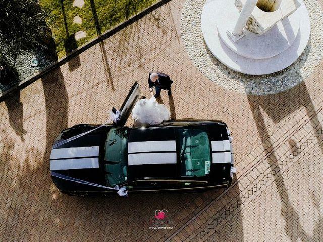 Il matrimonio di Alessio e Rosi a Pandino, Cremona 27