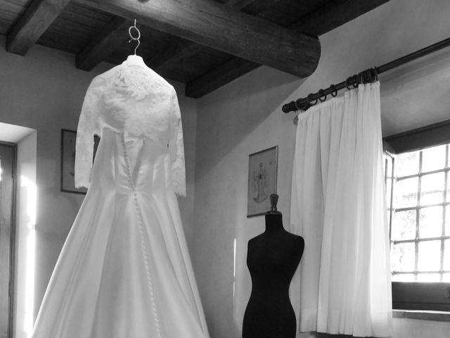 Il matrimonio di Francesca e Antonio a Bracciano, Roma 6