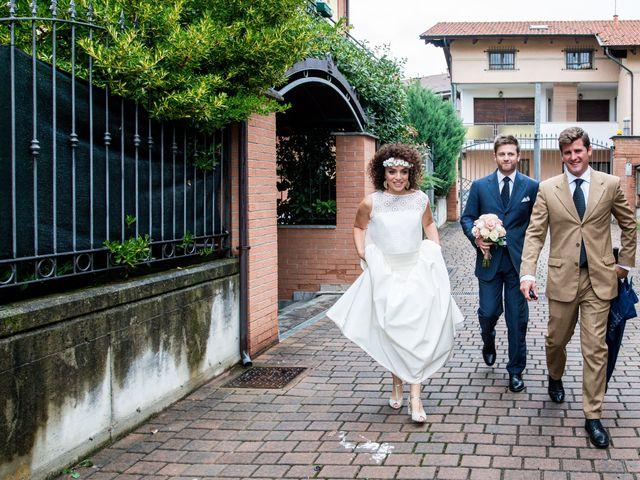 Il matrimonio di Paolo e Tiziana a Caselle Torinese, Torino 6