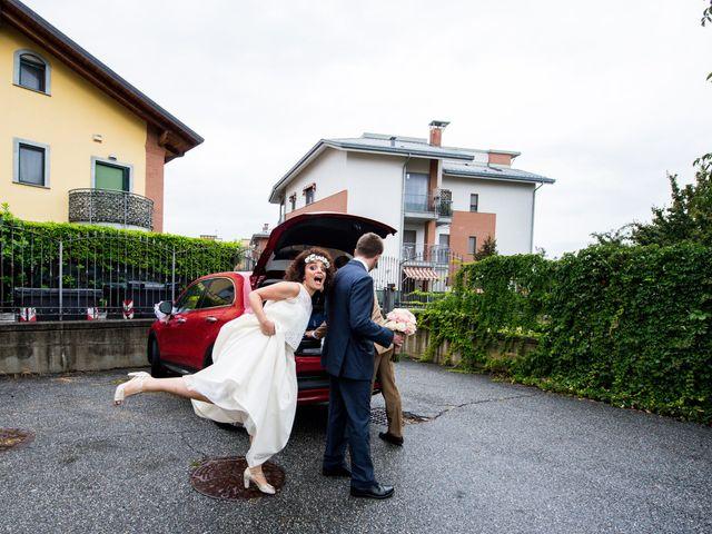 Il matrimonio di Paolo e Tiziana a Caselle Torinese, Torino 7