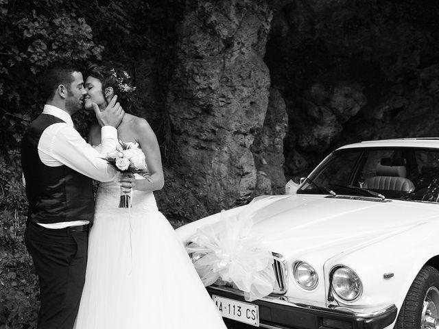 le nozze di Monica e Rossano