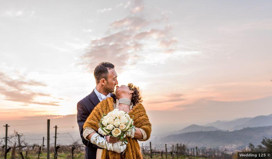 Il matrimonio di Cristiano e Virna a Lumezzane, Brescia