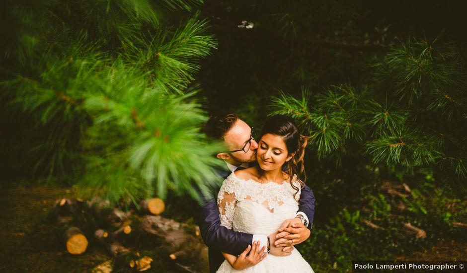 Il matrimonio di Matteo e Katrin a Busto Arsizio, Varese