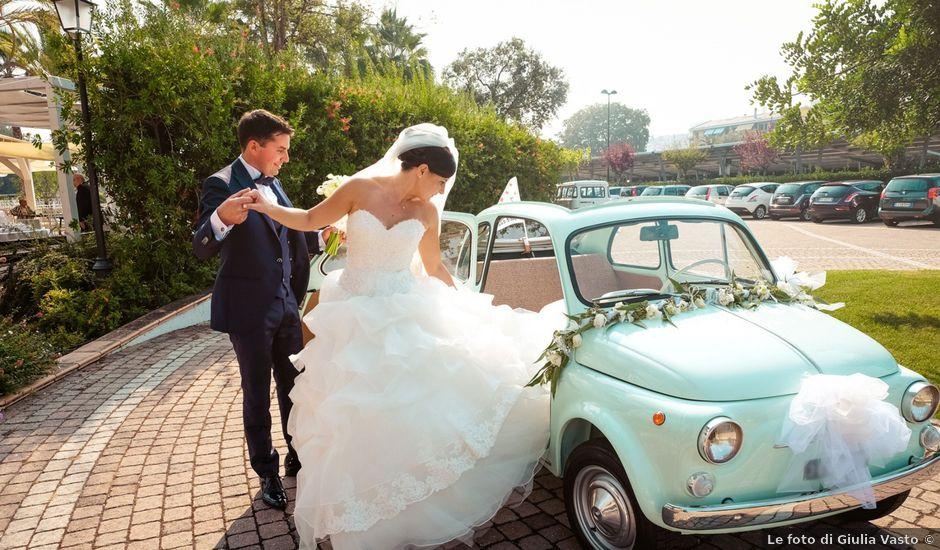 Il matrimonio di Stefano e Lucia a Vasto, Chieti