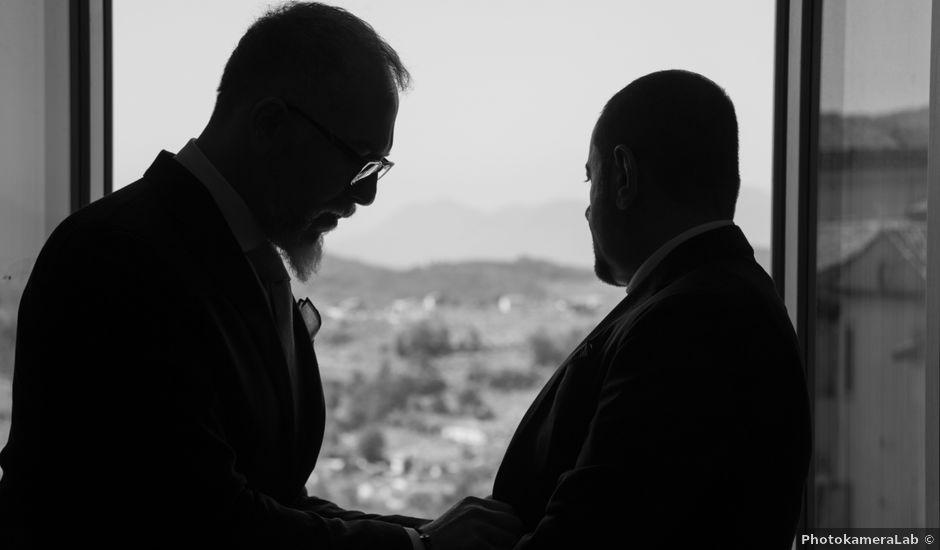 Il matrimonio di Sandro e Fabio a Arpino, Frosinone