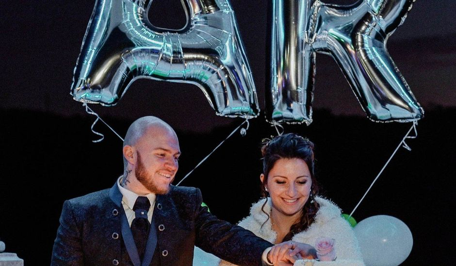 Il matrimonio di Alessio e Rosi a Pandino, Cremona