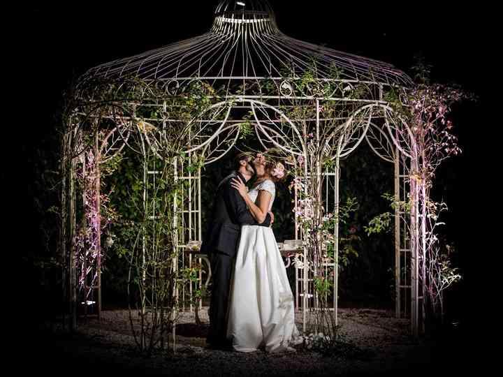 Le nozze di Elena e Cristiano