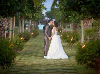 Le nozze di Edda e Emanuele