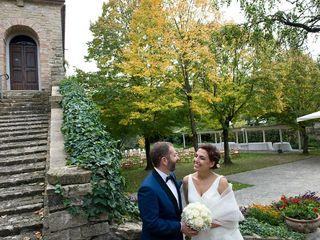 Le nozze di Sabrina e Giorgio