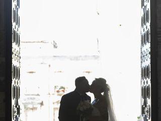 Le nozze di Erika e Manuel 1